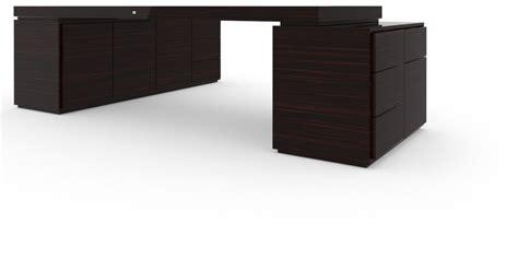 Design Executive Corner Desk With Sideboards Makassar Felix Corner Desk