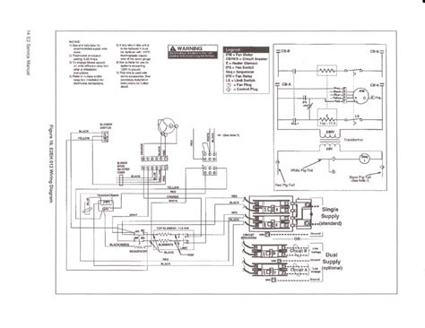 intertherm electric furnace wiring diagram intertherm