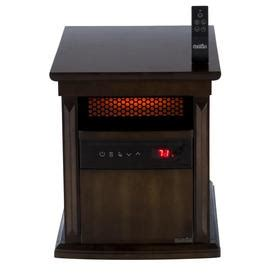 duraflame 5200 btu infrared cabinet electric space heater shop duraflame 5 200 btu infrared quartz cabinet electric
