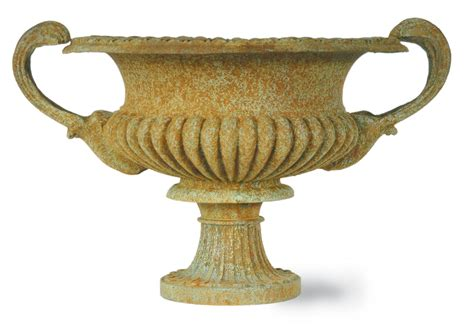 Resin Urn Planter by Tazza Fiberglass Resin Urn
