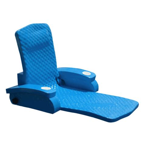 Pool Recliners by Trc Recreation Soft Adjustable Recliner Pool Lounger
