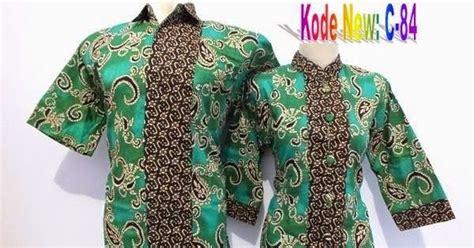 Kemeja Hem Atasan Baju Seragam Pria Batik 1200 Tosca Big Siz katalog model baju batik pria wanita dan modern