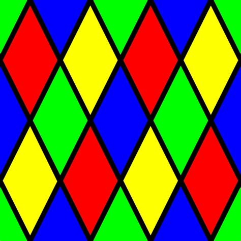 Pictures Of Designs | colorful diamond pattern pictures of geometric patterns
