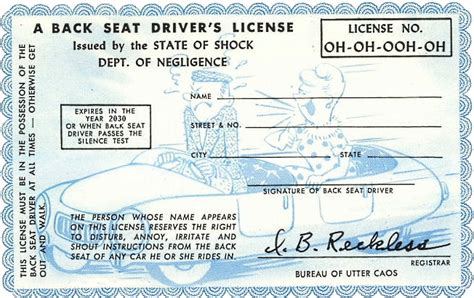 free drivers license template 6 best images of drivers license printable template