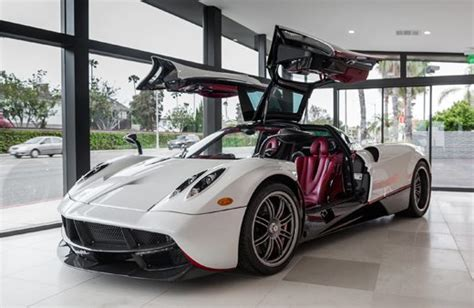pagani dealership pagani