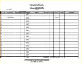 11 daily sales call report template plantemplate info