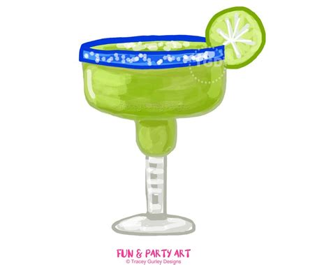 margarita glasses clipart margarita clipart margarita glass invitation watercolor