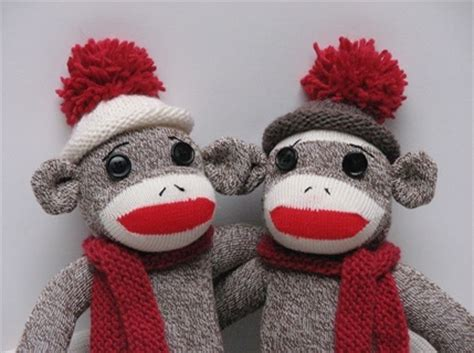 diy sock monkey easy 20 sock animals you ll to make