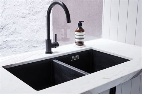Mat Tapping by Matte Black Kitchen Mixer Matte Black Kitchen Tap