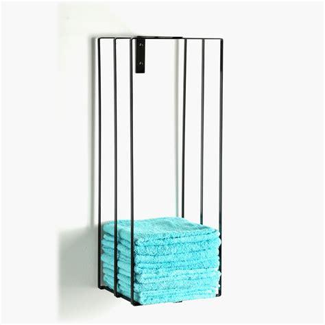 Towel Rack Uk by Mini Budpod Wall Mounted Towel Rack Direct Salon