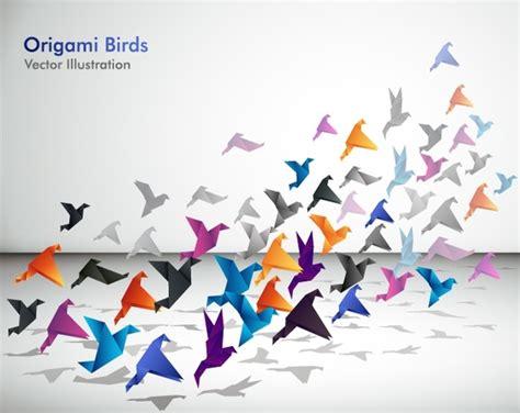 Origami Graphic Design - vector origami free vector in encapsulated postscript eps