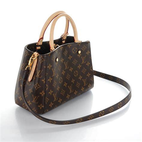 Louis Vuitton Montaigne Bb louis vuitton monogram montaigne bb 146686