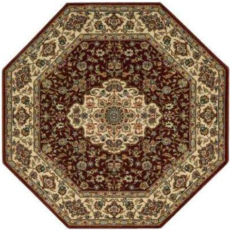 octagonal area rugs octagon area rugs rugs the home depot