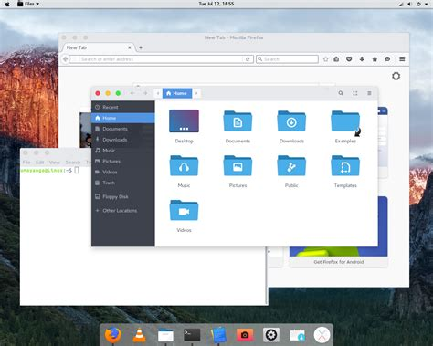 gnome themes osx apple arc osx theme www gnome look org