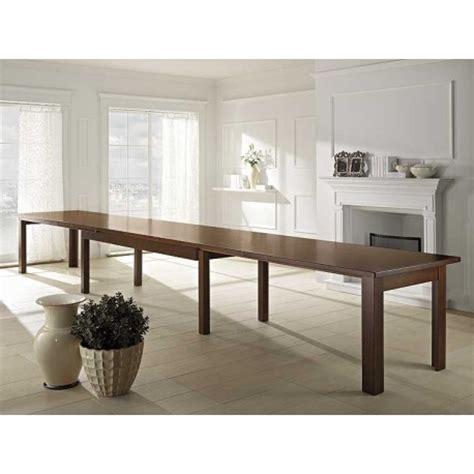 tavolo allungabile 4 metri tavolo in legno l 250 cm allungabile fino a 6 metri