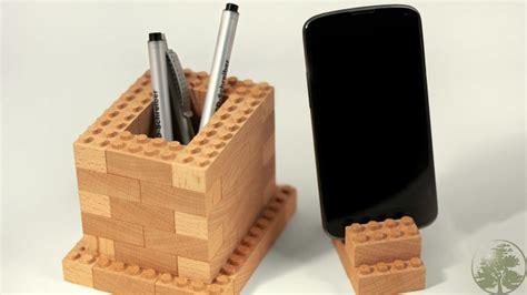 kleine sachen aus holz selber bauen lego alternative holzbausteine kinder holzspielzeug