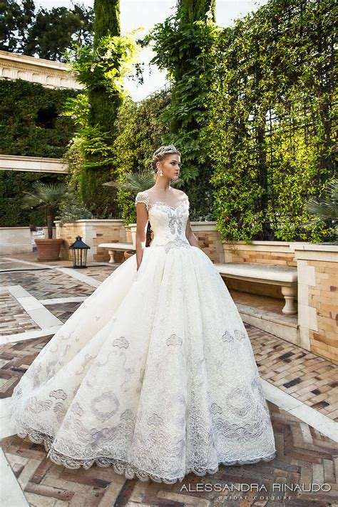 Wedding Dresses Couture by Alessandra Rinaudo 2017 Wedding Dresses Gorgeous Italian