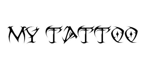 tattoo tribal fonts 30 best free tattoo fonts 2015