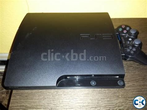 Mesin Ps3 Slim Ofw 320gb ps3 slim 320gb moded firmware 4 75 with 4 controllers clickbd