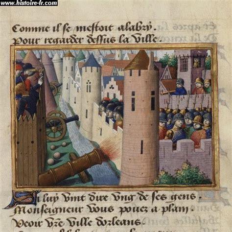 siege d orleans premi 232 res difficiles 233 es de r 232 gne 1422 1429