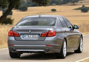 2010 bmw 5 series information and photos momentcar