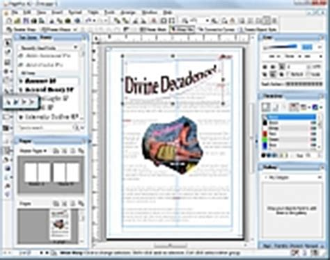 word publishing layout for pc desktop publishing bill mullins weblog tech thoughts