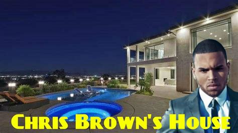house of brown chris brown s house 2017 youtube