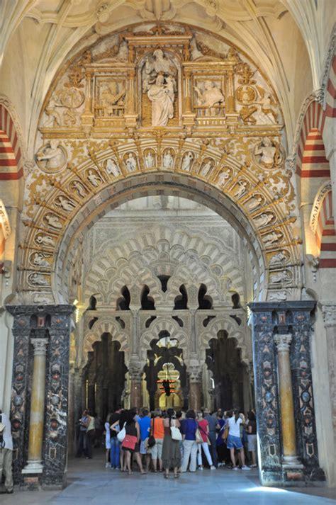 entrada mezquita de cordoba la catedral mezquita de c 243 rdoba iv la liaci 243 n de