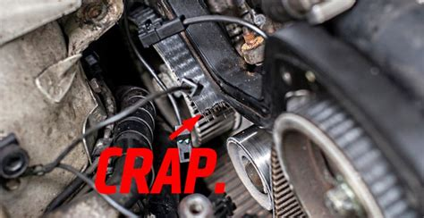 heres     timing belt snaps