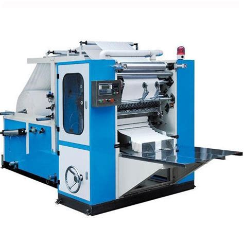 Paper Napkin Machine - friends engineering overseas exports manufacturer of