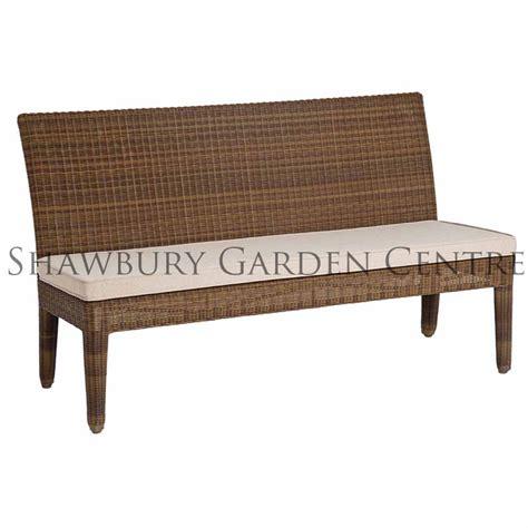 5ft bench cushion alexander rose san marino 5ft bench with cushion