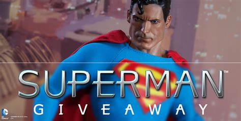 Superman Giveaways - superman giveaway sideshow collectibles