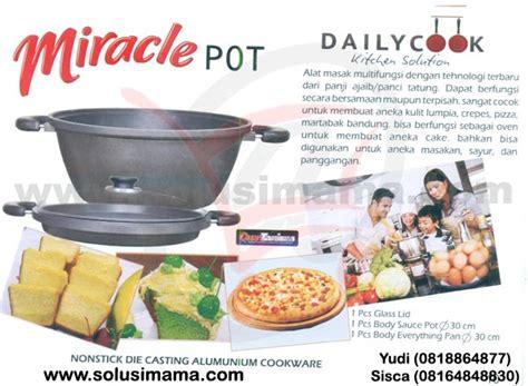 Panci Serbaguna Tatung solusi dailycook