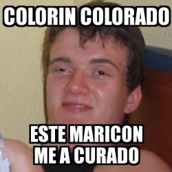 Maricon Meme - meme stoner stanley colorin colorado este maricon me a