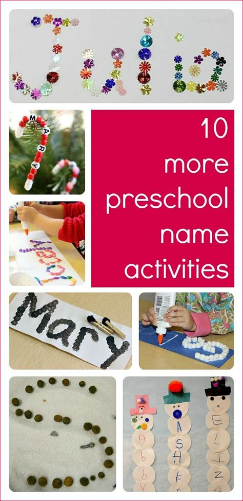 1000 Ideas About Preschool Crafts - writing name activities for preschoolers 1000 images