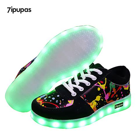 A Shoe Some Usb A by 7ipupas New Children Breathable Led Sneakers Fashion Sport
