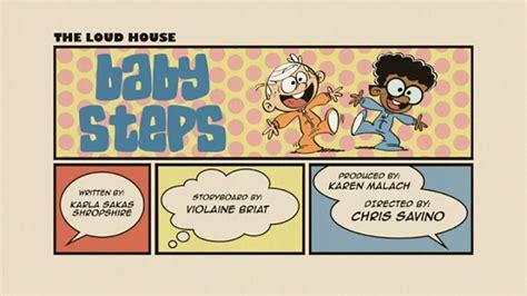 Image Baby Steps Jpg The Loud House Encyclopedia