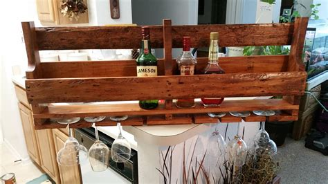 woodworking project created    pallet