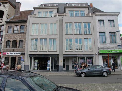 europa bank architect appartementsbouw architectenbureau michiels