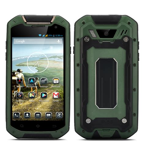Rugged Watch Wholesale Rugged Phone Waterproof Smartphone From China