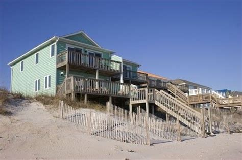 topsail island house rentals 1000 ideas about topsail beach rentals on pinterest topsail island vacation rentals