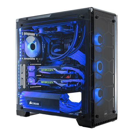 Komputer Pc Cpu Rakitan Gaming Pesanan avant garde custom gaming pc avadirect