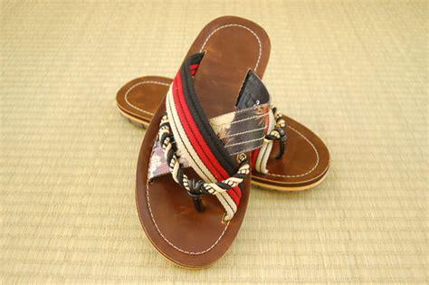samurai sandals modern japanese samurai sandals 01 peony