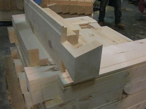 log siding machine false dovetail corners used with log siding wholesale