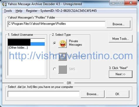 tutorial hack yahoo how to view yahoo messenger archive ethical hacking