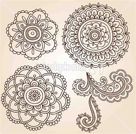 henna design sketches simple mehndi design sketch makedes com