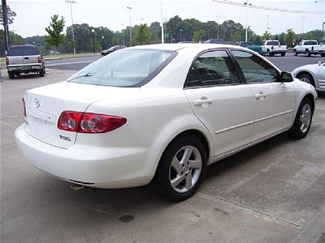 2003 mazda mazda6 i for sale murray ky 4 cylinder white