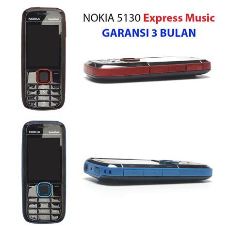 Nokia Warna Biru jual nokia 5130 xpressmusic gsm original biru merah