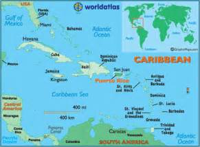 map of eastern us and caribbean the daily apple january 2013