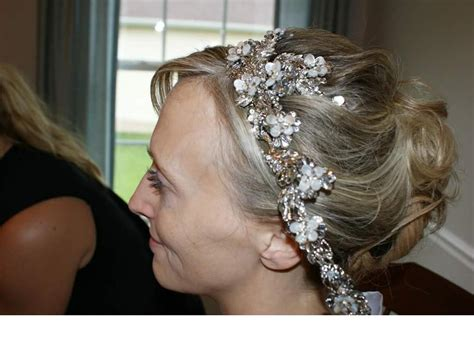 Wedding Hair Accessories Manchester by Used Tiara Hair Accessory 700 Bridal